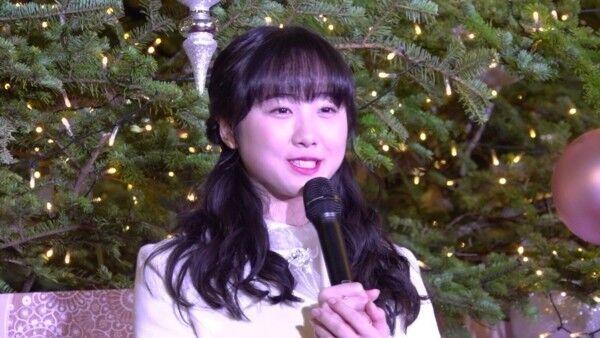 本田望結、自身考案の振り付けでクリスマスショー出演「最高のものを皆さんに」