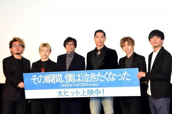 今市隆二、AKIRAの猛プッシュに大照れ! 東京・大阪中継で5人が褒め合う