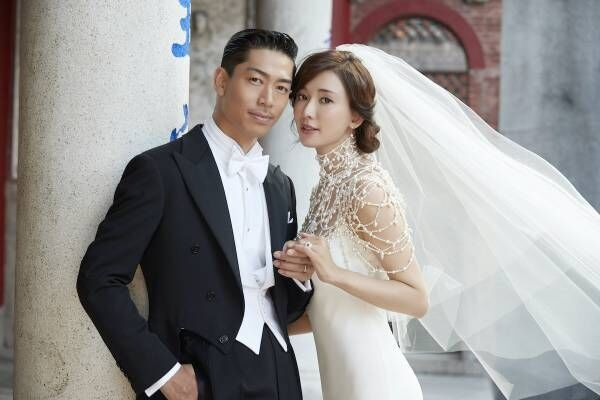 AKIRA&リン・チーリン、台湾で挙式! メンバーがサプライズ&祝福の声殺到