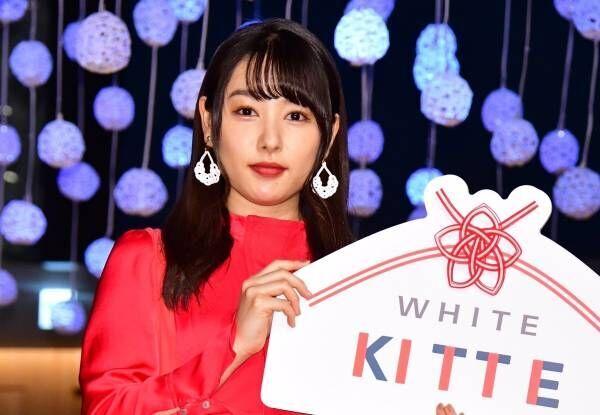 桜井日奈子、クリスマスの理想の過ごし方は「寒い外で一緒に手をつなぎたい」