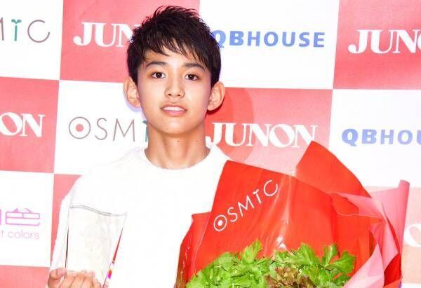 ジュノン・スーパーボーイ・コンテスト、史上最年少の渡邉多緒さんがグランプリ