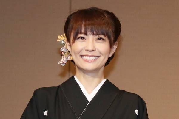 小林麻耶、舞台初出演「ぶりっ子が出ないように」 夫からの激励も明かす