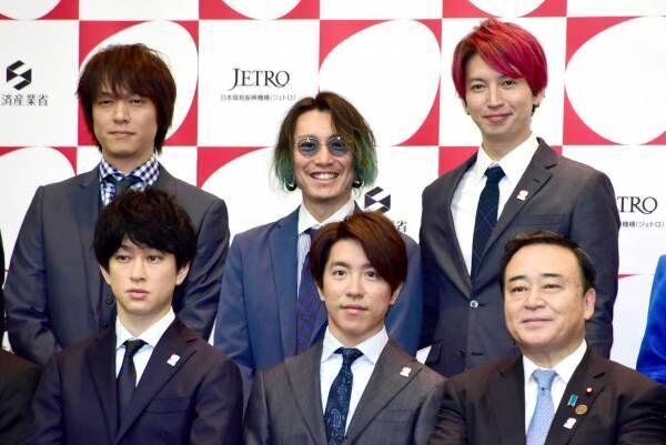 関ジャニ∞、ドバイ万博日本館PRアンバサダーに! ピカチュウ・ガンダムらも登場