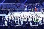 EXILE、三代目JSBら総勢71名集結! LDHカウントダウンライブに8万人熱狂