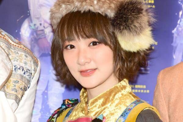 生駒里奈、乃木坂46卒業発表した白石麻衣との共演は…「あると思います!」