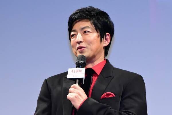 【動画】大沢たかお、「日本の映画は負けそう」 状況に抗う心境を吐露
