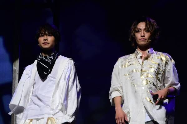 森田美勇人、主演舞台で圧巻パフォーマンス! 阿部顕嵐もゲスト登場
