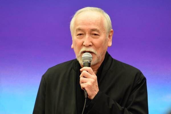 村井國夫、心筋梗塞から復帰で「元気な毎日」 薮宏太に激しくツッコミ