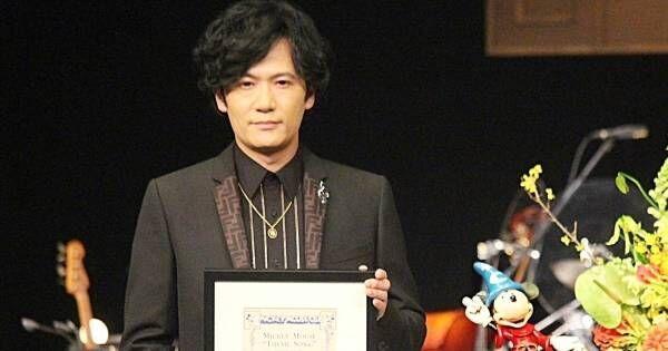稲垣吾郎、ディズニーからの贈り物に感激「世界の皆さまに自慢したい」