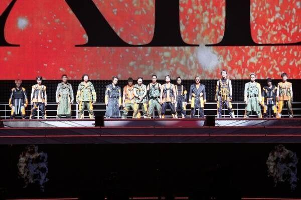 「LDH PERFECT YEAR」開幕! EXILEベストライブに3万5,000人熱狂