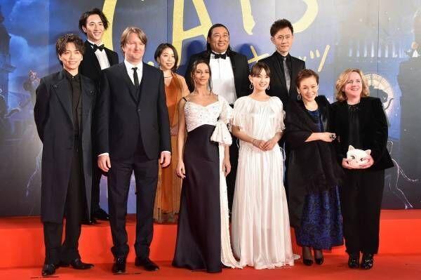 葵わかな、映画『キャッツ』キャスト&スタッフを日本に迎え「誇らしい」
