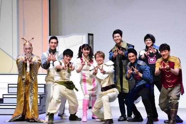 【動画】前田公輝、『天才てれびくん』舞台化に「まさか…」 歌&ダンス&アクション満載