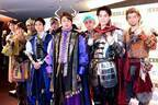 【動画】劇団EXILE、初の全員舞台開幕! 魔王・青柳翔の姿に取材陣もざわつく