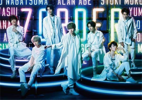 7ORDER、音楽レーベル立ち上げ3月6日にCD限定販売&デジタル配信