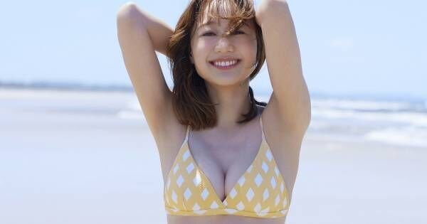 高田秋、1st写真集で初の下着姿も披露「セクシーショット満載」