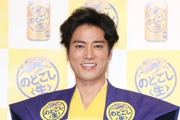 桐谷健太、東出昌大とのW主演ドラマ「嫌悪感抱いてる人もいるかもしれないけど…」