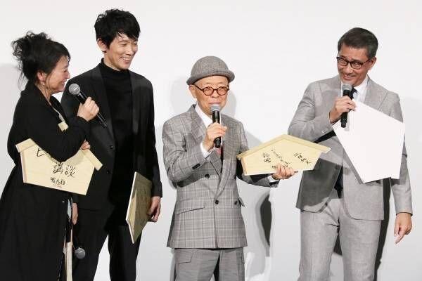 中井貴一、坂田利夫の結婚相手探しに協力「一緒に暮らしてもいい方…」