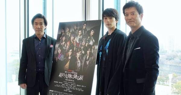 新田真剣佑、初主演舞台に意欲「早く帰ってすぐお稽古したい!」