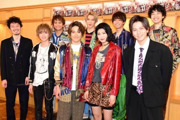 真田佑馬、主演舞台『27 -7ORDER-』で1人2役に挑戦! 定本楓馬らとバンドも