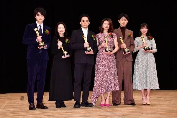 瀧内公美「キネマ旬報ベスト・テン」で主演女優賞を獲得「柄本さんがいたから」