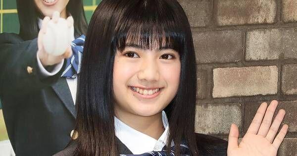 【動画】石井薫子「中学3年生、15歳です」センバツ応援キャラ会見で笑顔の投球