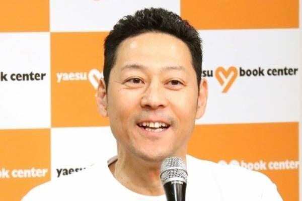東野幸治、YouTuberデビューをPR! 本音も吐露「気が狂いそうに…」