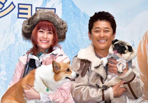 坂上忍、犬との共同生活で「我慢を覚えて大人になった」