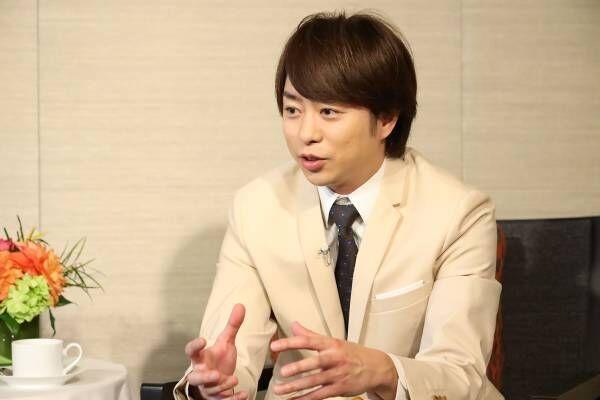 櫻井翔、アフラックCM 10周年でオファー理由知り「末永くお願いします」