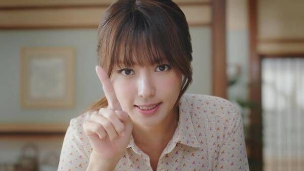 深田恭子、エプロン姿の看板娘に! 「かわいい~!」とスタッフ絶賛【動画あり】