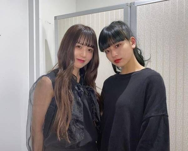 Hina&Kirari、美女2ショットに反響「天使」「可愛すぎる」