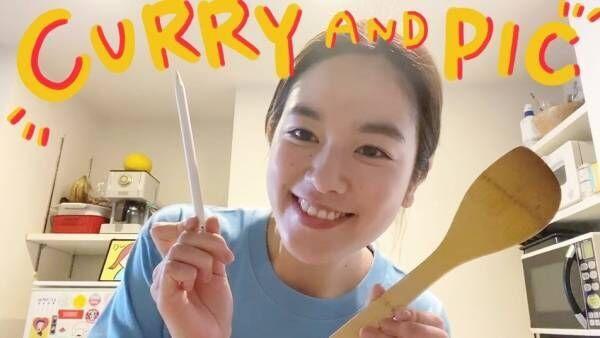 """筧美和子、YouTubeチャンネル開設「こんなんで大丈夫か」""""お絵描き""""も"""