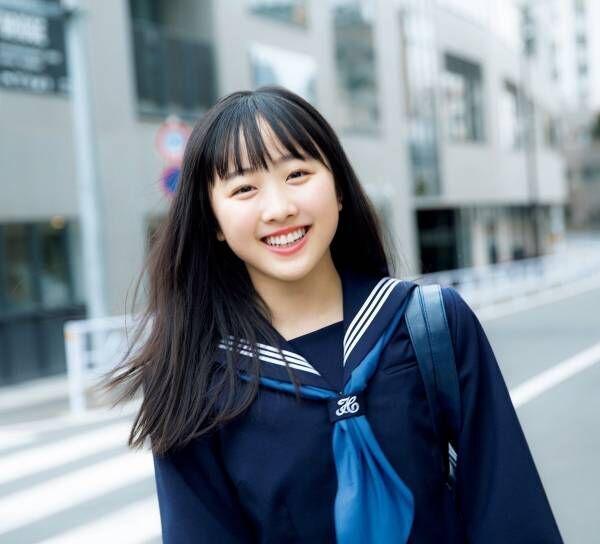 本田望結、中学卒業記念写真集を発売! 制服姿や着物姿で「今の自分!」表現