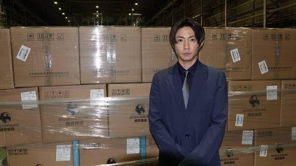 相葉雅紀、医療支援物資を受け取る「皆さまの元へお届け」 JALが輸送協力