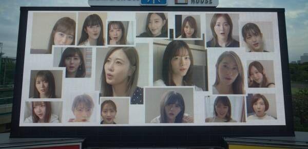 乃木坂46、卒業生初参加の新曲MV公開! 新型コロナ感染拡大防止を呼びかけ