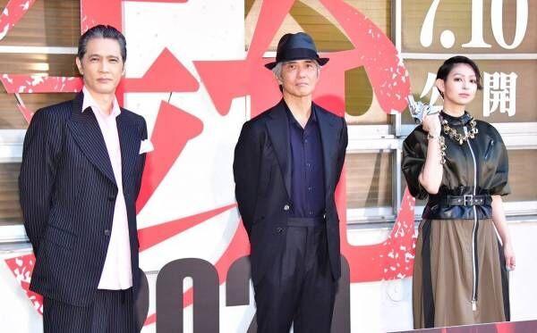 佐藤浩市、コロナ禍で撮影現場に変化「それに僕らも慣れないといけない」