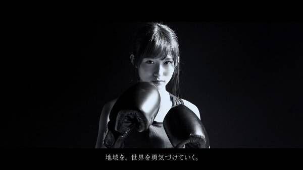 乃木坂46掛橋沙耶香、ボクシング初挑戦で鋭いパンチ披露【動画あり】