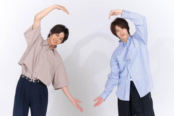"""神尾楓珠&伊藤あさひ、仲良くなれたのは「直感!」2人の""""推し""""も語る"""