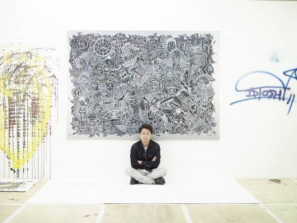 嵐・大野智、5年ぶり作品展開催 「今の僕の思いが詰まった」創作活動の集大成