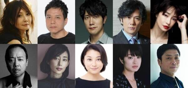 稲垣吾郎、TBS主催の朗読劇に出演「温かい気持ちが残るよう1行1行を大切に」