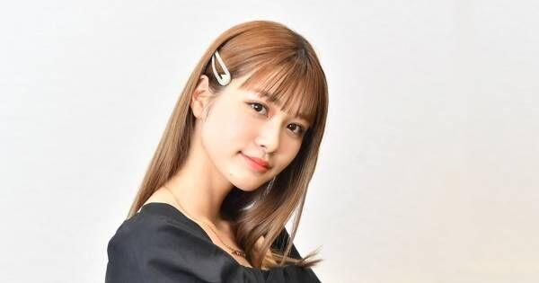 """""""めるる""""生見愛瑠、『Popteen』で見つけた自分らしさ ヘアピンは「私のスイッチ」"""
