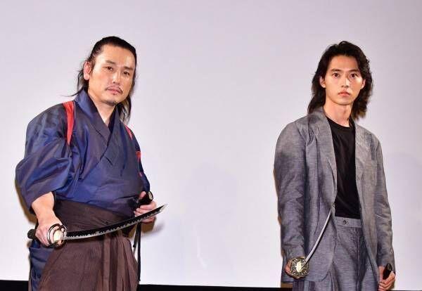 山崎賢人、アクション俳優・坂口拓との立ち回りで「戦うということを感じた」