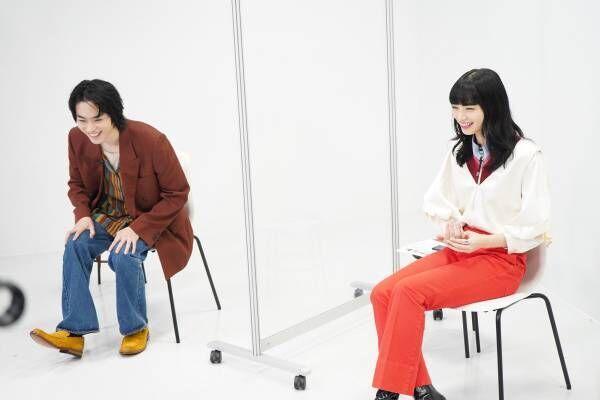 小松菜奈、撮影中の菅田将暉に「なんかむかつく!」子供にも動物にも好かれる