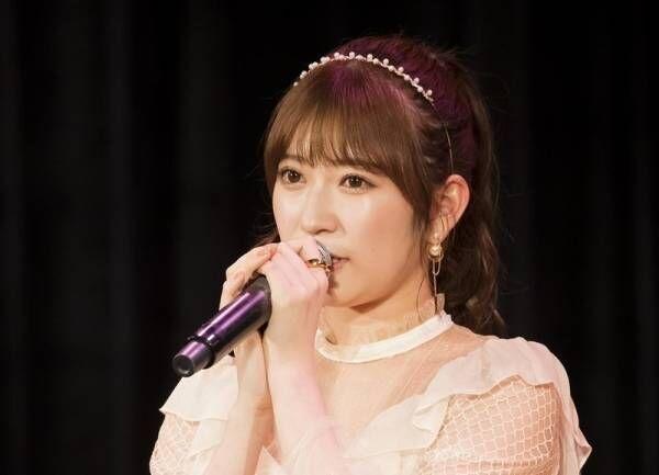 NMB48吉田朱里、YouTube生配信で卒業発表「1人の女性として夢を叶えるため」
