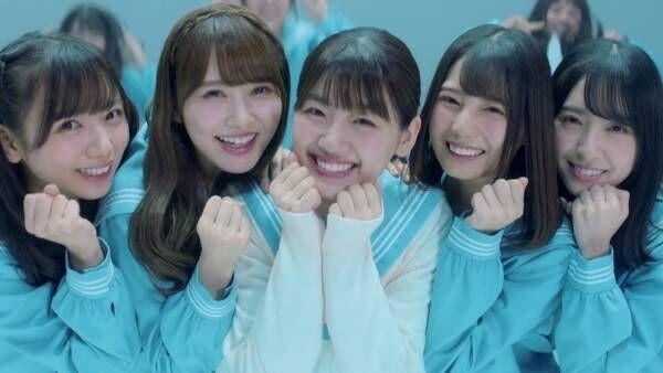 日向坂46、1stアルバムリード曲「アザトカワイイ」MV公開