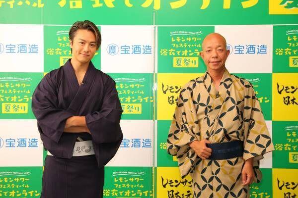TAKAHIRO、人生で1番緊張した飲み会「EXILEと…」 小峠は松本人志に高ぶり