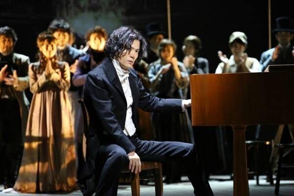 稲垣吾郎主演『No.9-不滅の旋律-』、ベートーヴェン生誕250周年に再々演決定