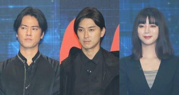 池田エライザ、クールな松田翔太&桐谷健太を絶賛「素敵でした」