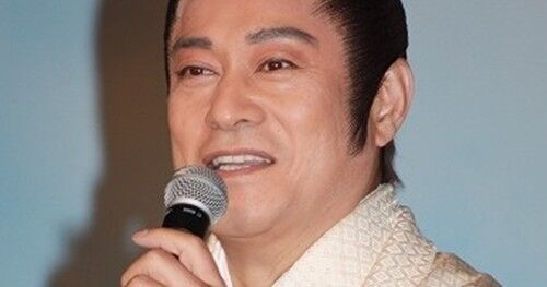 松平健、香取慎吾に感謝「マツケンサンバを全国に広めてくれた」