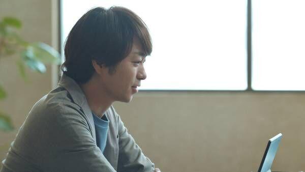 櫻井翔、人生初CMの笠井信輔アナに「大丈夫です!」がん闘病の話に寄り添う