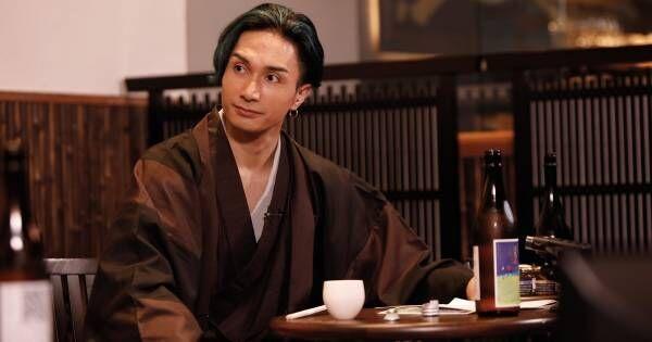 橘ケンチ、コラボ日本酒でオンライン飲み「自分で言うのもなんですが…」